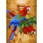 Bluebird-Puzzle-70103 Aztec Rainbow