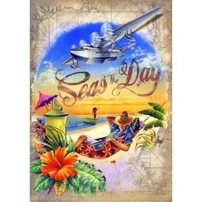 Bluebird-Puzzle-70105 Seas Day