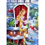 Bluebird-Puzzle-70107 Rapunzel