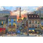 Bluebird-Puzzle-70111 Streets of Paris