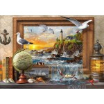 Bluebird-Puzzle-70112 Marine to Life