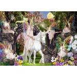Bluebird-Puzzle-70114 Fairy Queen with Unicorn