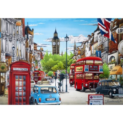 Bluebird-Puzzle-70119 London