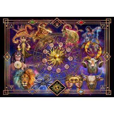 Bluebird-Puzzle-70123 Zodiac Montage