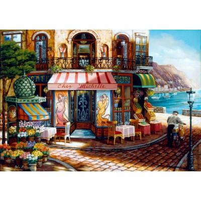 Bluebird-Puzzle-70124 Chez Michelle