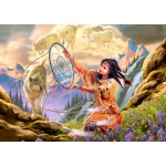 Bluebird-Puzzle-70127 Dream Catcher