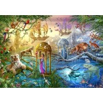 Bluebird-Puzzle-70128 Shangri La