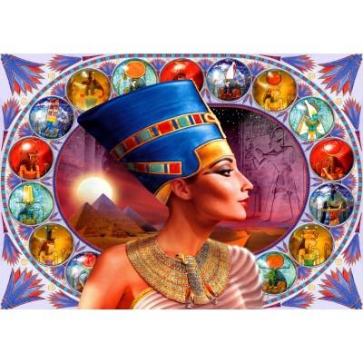 Bluebird-Puzzle-70131 Nefertiti