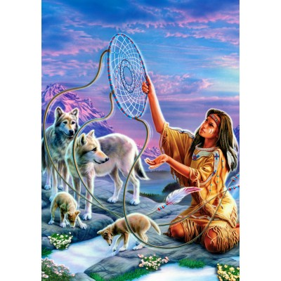 Bluebird-Puzzle-70134 Dream Catcher
