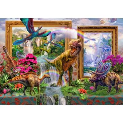 Bluebird-Puzzle-70139 Dinoblend