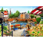 Bluebird-Puzzle-70143 Amsterdam