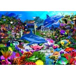 Bluebird-Puzzle-70145 Lost Undersea World