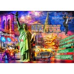 Bluebird-Puzzle-70149 New York