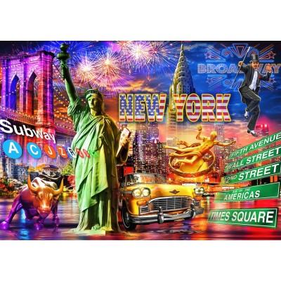 Bluebird-Puzzle-70149 New York