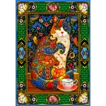 Bluebird-Puzzle-70152 Painted Cat