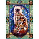 Bluebird-Puzzle-70154 Cats Galore