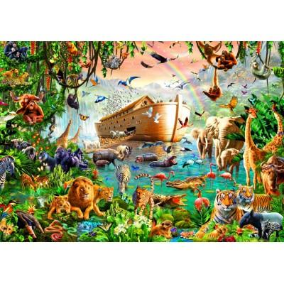 Bluebird-Puzzle-70162 Noah's Ark