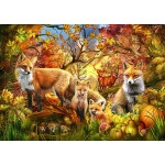 Bluebird-Puzzle-70165 Spirit of Autumn