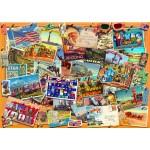 Bluebird-Puzzle-70170 Postcard (USA)