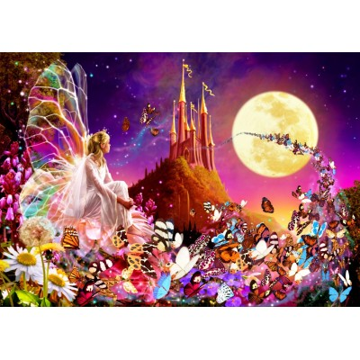 Bluebird-Puzzle-70177 Fairy Dreams