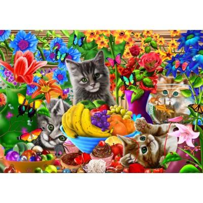 Bluebird-Puzzle-70183 Kitten Fun