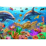Bluebird-Puzzle-70189 Sealife
