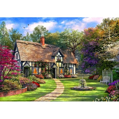 Bluebird-Puzzle-70196 The Hideaway Cottage