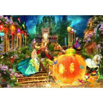 Bluebird-Puzzle-70197 Cinderella