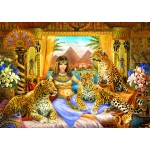 Bluebird-Puzzle-70198 Egyptian Queen of the Leopards