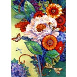 Bluebird-Puzzle-70201 The Mixed Bouquet