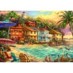 Bluebird-Puzzle-70208 Island Time