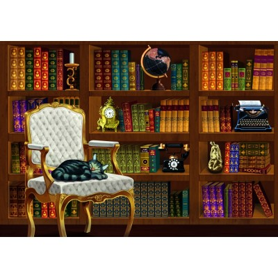 Bluebird-Puzzle-70225 The Vintage Library