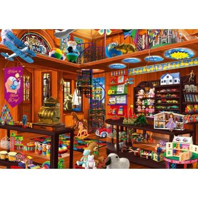 Bluebird-Puzzle-70227-P Toy Shoppe Hidden