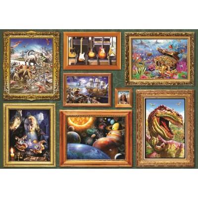 Bluebird-Puzzle-70230-P Boy's 8 Gallery