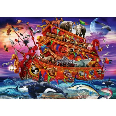 Bluebird-Puzzle-70235-P The Ark
