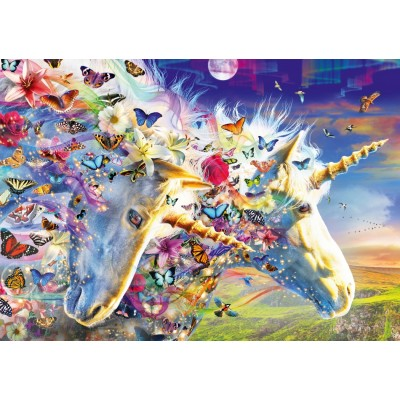 Bluebird-Puzzle-70245-P Unicorn Dream