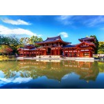 Bluebird-Puzzle-70268 Byodo-In Temple
