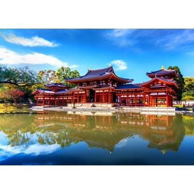 Bluebird-Puzzle-70268 Byodo-In Temple
