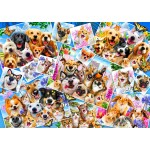 Bluebird-Puzzle-70283 Selfie Pet Collage