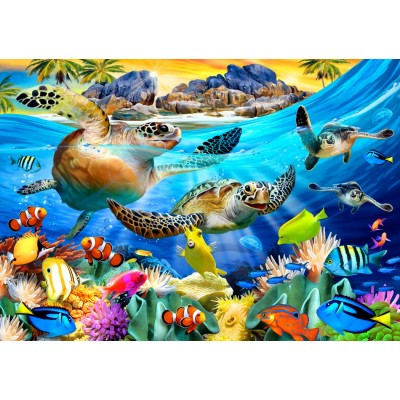 Bluebird-Puzzle-70292 Turtle Beach