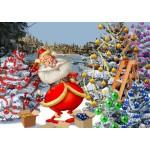 Bluebird-Puzzle-70296 Christmas Countdown!