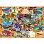 Bluebird-Puzzle-70309-P Postcard (USA)