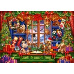 Bluebird-Puzzle-70311-P Ye Old Christmas Shoppe