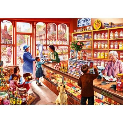 Bluebird-Puzzle-70318-P Sweetshop