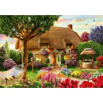 Bluebird-Puzzle-70319-P Thatched Cottage