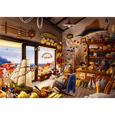 Bluebird-Puzzle-70321-P Joe & Roy Bait & Fishing Shop