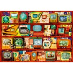 Bluebird-Puzzle-70330-P Golden Age of Television-Shelf