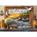 Bluebird-Puzzle-70346-P Marine to Life
