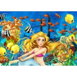 Bluebird-Puzzle-70347 Mermaid