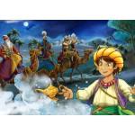 Bluebird-Puzzle-70348 Aladdin
